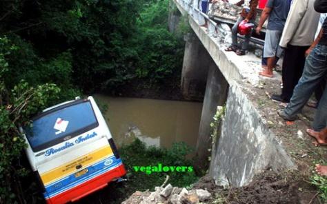 Bus Rosalia Indah 1