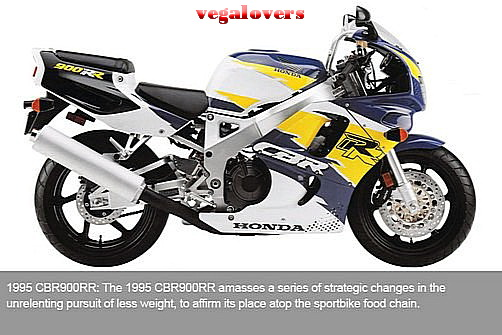 Honda CBR1000RR evolution 2