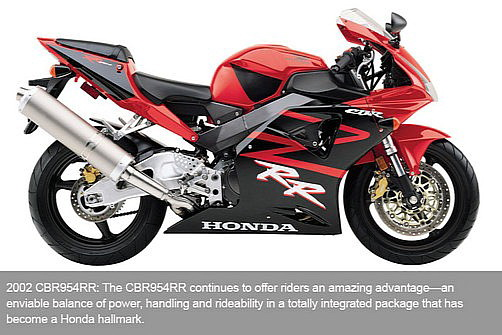 Honda CBR1000RR evolution 6