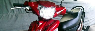 Lampu Motor Vega ZR