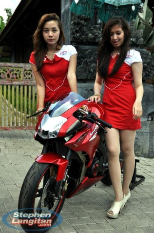 Modif Yamaha New V-ixion 2013