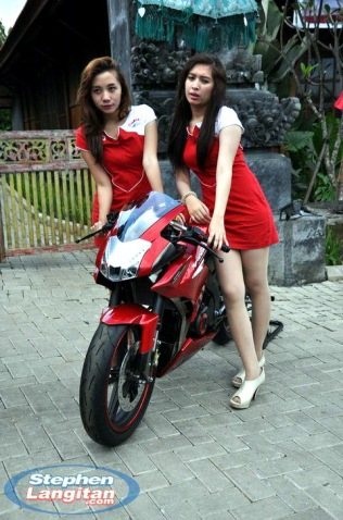 Modif Yamaha New V-ixion