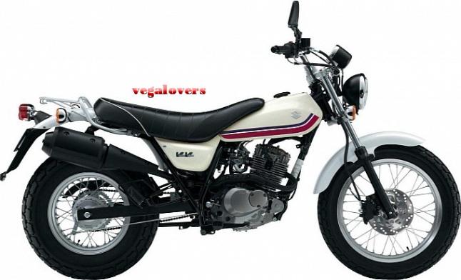 New Suzuki Thunder 125
