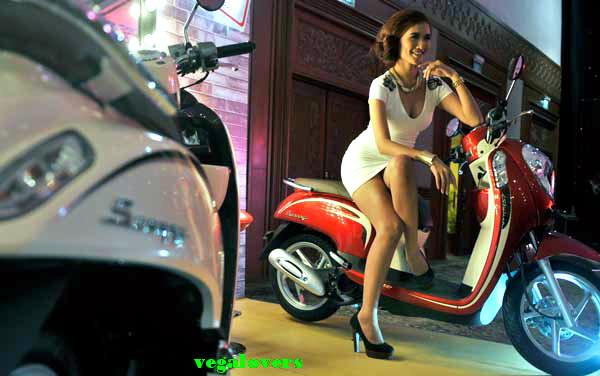 Peluncuran Honda Scoopy