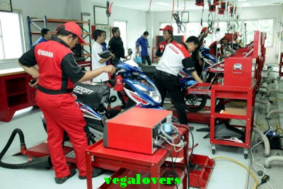 Yamaha ajak konsumen belajar Fuel Injection