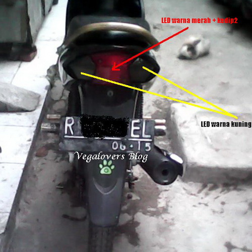 Modifikasi Vega ZR (2)