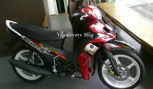 Yamaha Force (1)