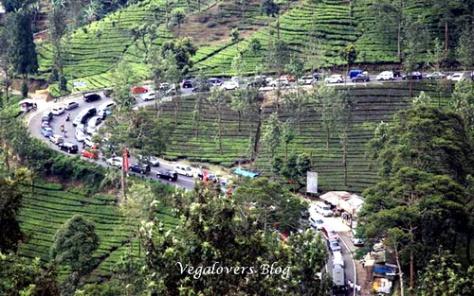 Jalan Raya Puncak, Bogor, Jawa Barat