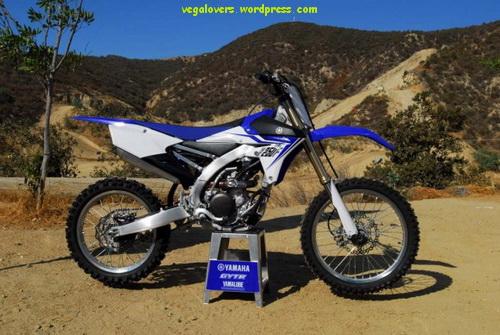 Yamaha YZ250F 2014 2
