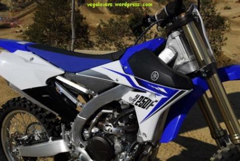 Yamaha YZ250F 2014 3