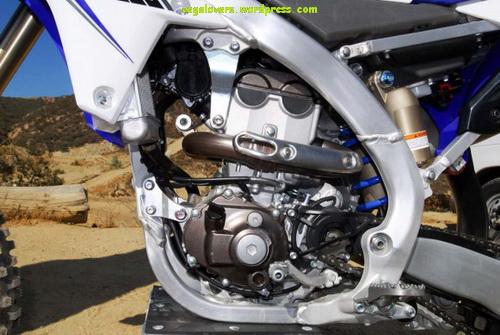 Yamaha YZ250F 2014 4