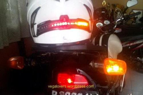 Arti Kode Lampu Sein MOTOR