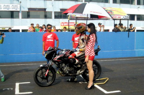 Indospeed Race Series 1