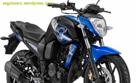 Yamaha Byson 2013 edisi tengkorak