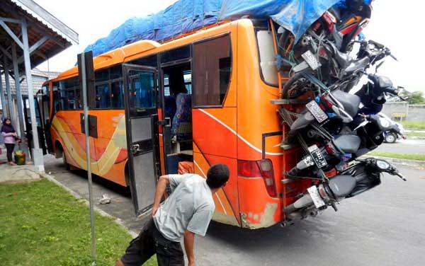 bus bawa motor