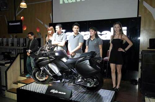Kawasaki Ninja 1000, Cuma Rp 280 Juta, Bro