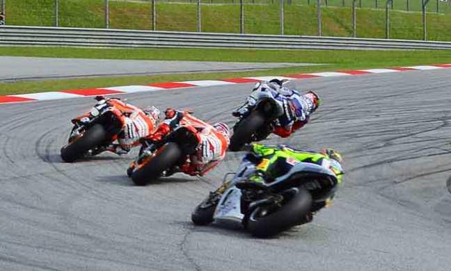 Daftar Resmi Pembalap MotoGP 2014