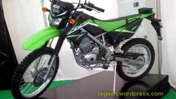 Kawasaki merilis generasi KLX 150 teranyar