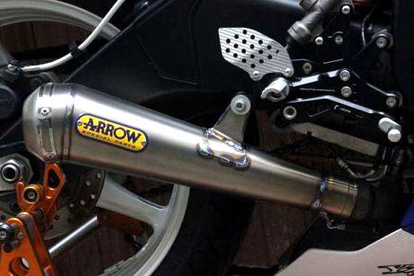 motor pake knalpot racing