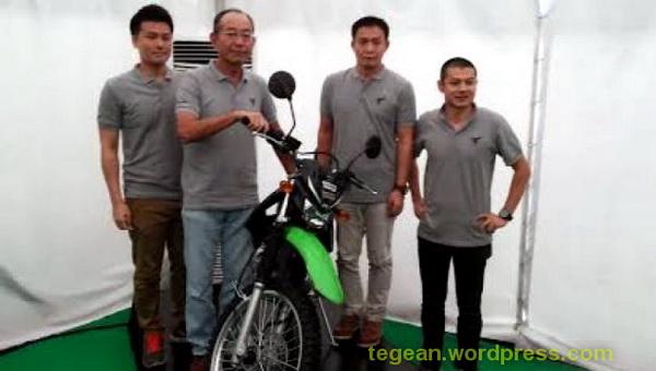 motor sport Kawasaki KLX150L