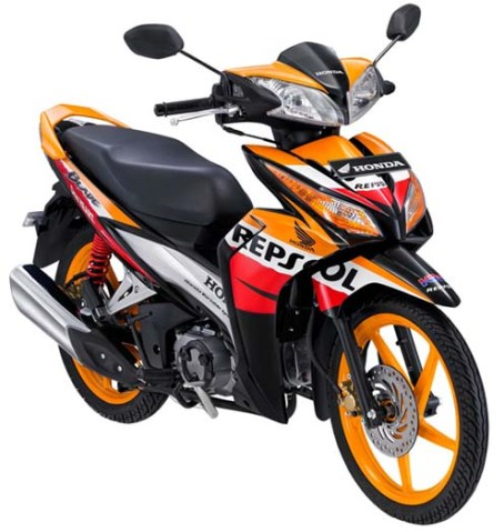 New Honda Blade, Bisa Tembus 140 Km per jam