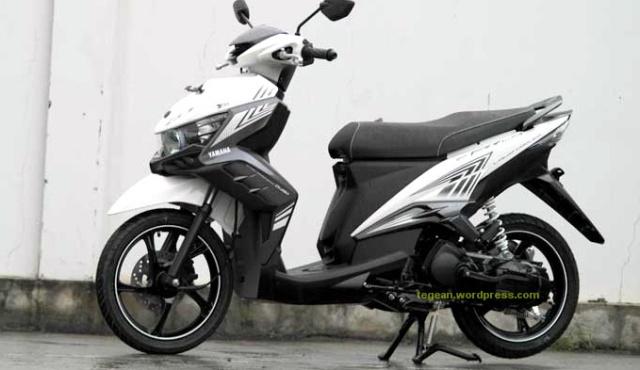 Yamaha Xeon GT 125