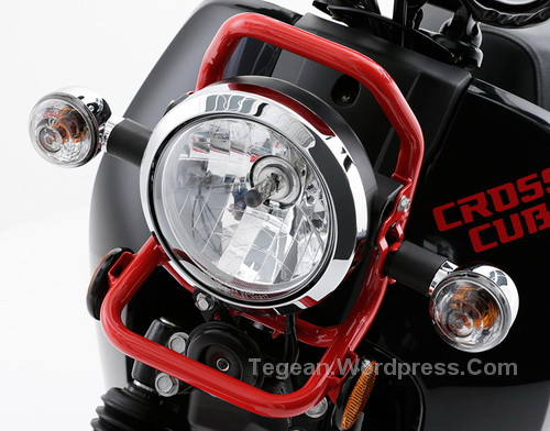 Headlamp Tiger Revo