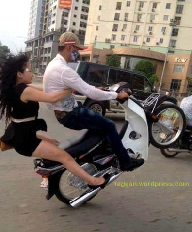 motor klasik yang masih tokcer