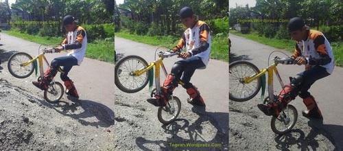 Trial Bike, Haseeeekkk
