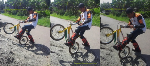 Trial Bike, Haseeeekkk