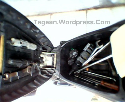 Toolkit untuk Motor - tegean