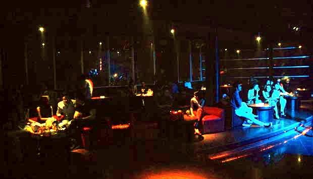 Ada Jam Malam di Kota Bandung