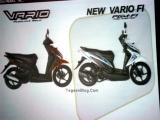 Desain New Honda Vario 125 FI