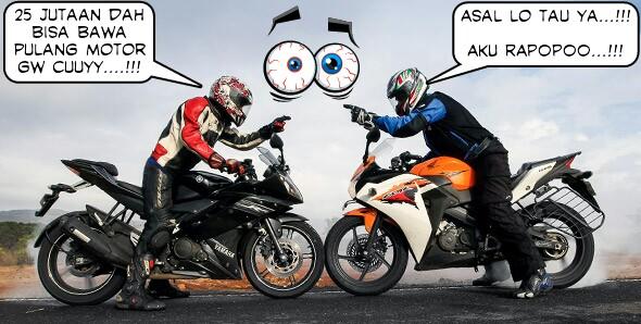 duel motor r15