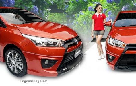 Harga Toyota All New Yaris (OTR Jakarta)