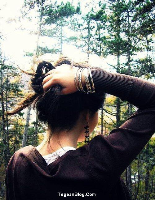 ini rambutku