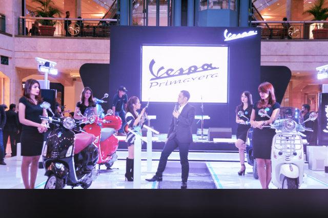 Piaggio Indonesia Membawa Kembali Vespa Primavera dengan Desain yang Lebih Modern, Elegan, dan Eksklusif