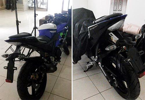 Yamaha R15 livery MotoGP 2