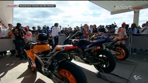 Hasil kualifikasi MotoGP seri Argentina