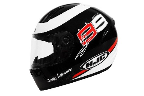 helm HJC 99 Jorge Lorenzo