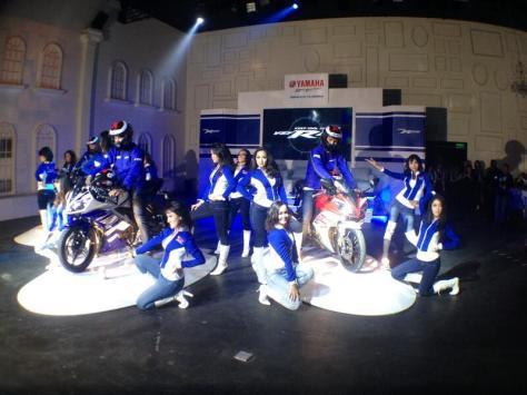 Launching R15 Jakarta