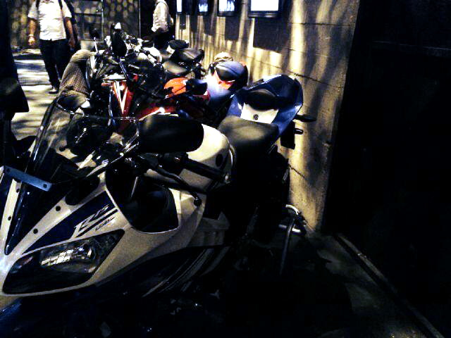 Dealer Motor Yamaha Jakarta Pusat