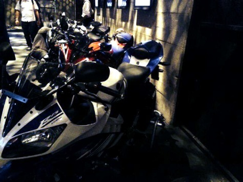 launchingnya motor sport Yamaha R15