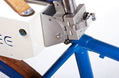 mengubah Sepeda biasa jadi sepeda motor (2)