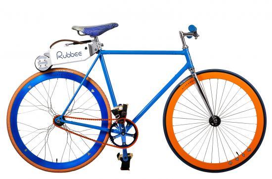 mengubah Sepeda biasa jadi sepeda motor