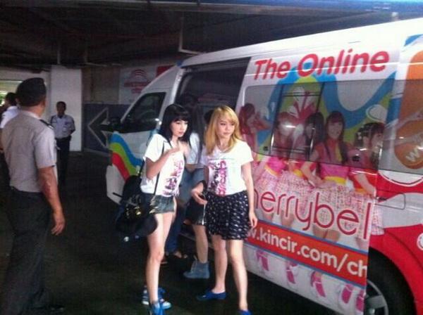 Online Fans Club CherryBelle (1)