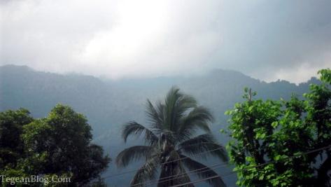 Aktivitas Gunung Slamet (1)