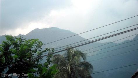 Aktivitas Gunung Slamet (2)