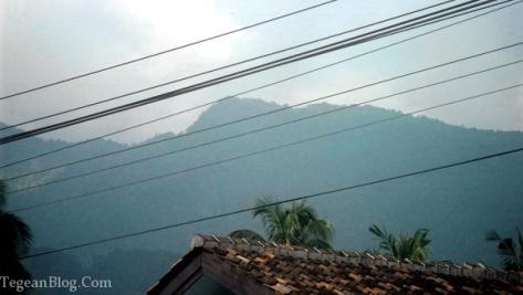 Aktivitas Gunung Slamet (3)