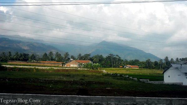 Aktivitas Gunung Slamet (4)